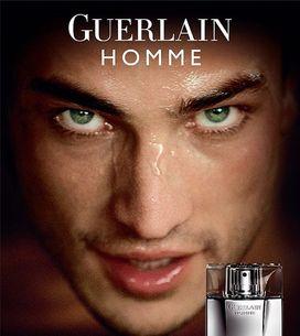 Guerlain Homme, para el animal que late en ti