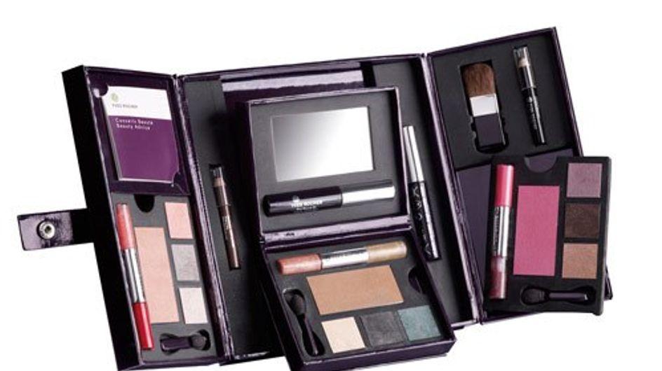 Un kit de maquillaje completo para brillar estas fiestas