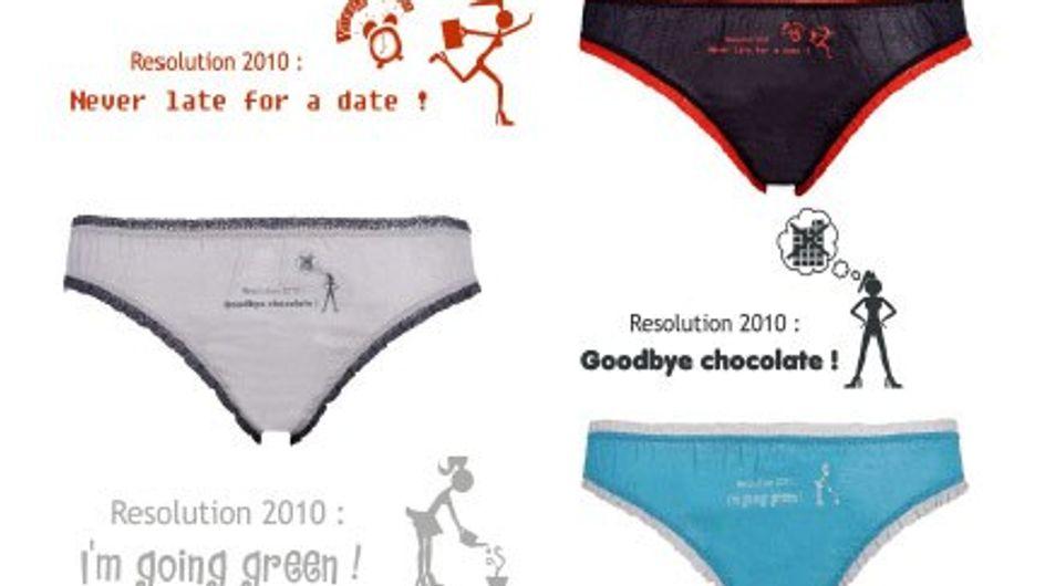 Los propósitos para el 2010 siempre contigo gracias a Etam