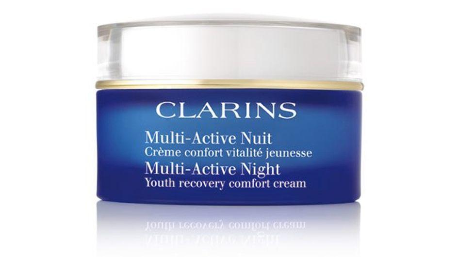 Una crema regeneradora de noche