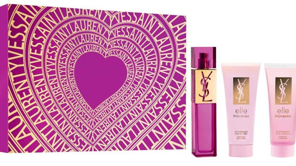 Cofres Yves Saint Laurent para San Valentín
