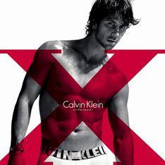 Fernando Verdasco, imagen de la camapaña Calvin Klein X