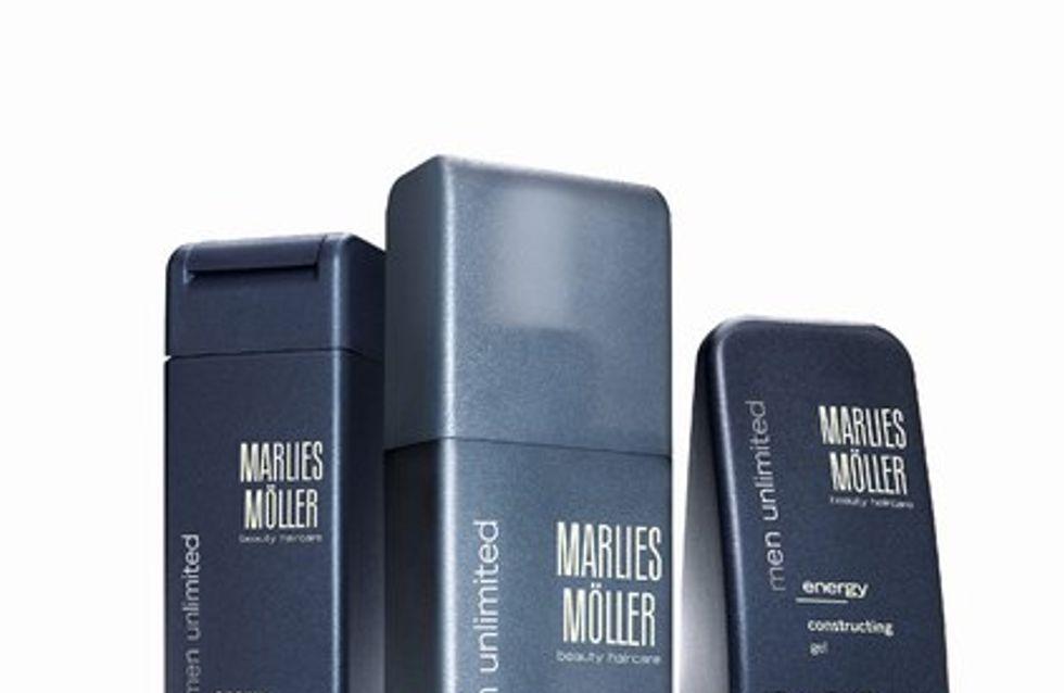 Nueva gama masculina de Marlies Möller