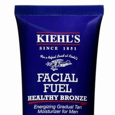 Kiehl´s presenta facial fuel healthy bronze
