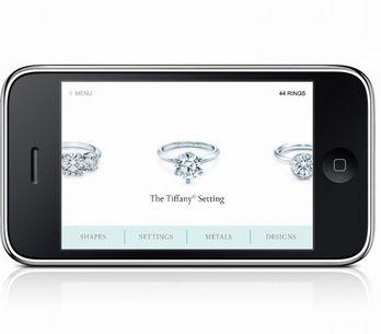 Tiffany también en el iPhone