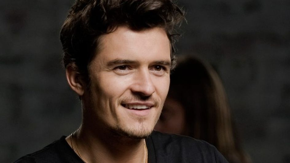 Boss Orange, por Orlando Bloom