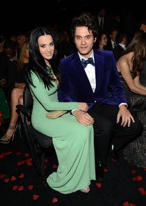 Katy Perry et John Mayer en 2013