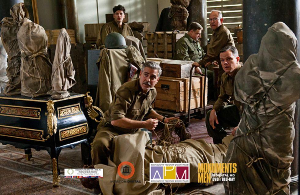 Monuments Men Weekend: tre giorni per salvare il patrimonio monumentale e museale italiano