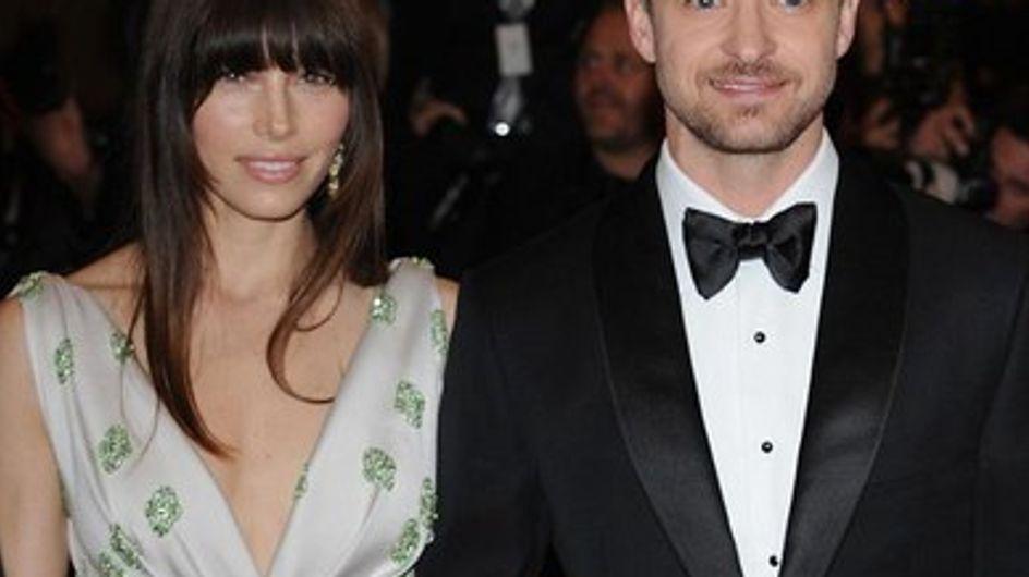 ¡Justin Timberlake y Jessica Biel se casan en secreto!