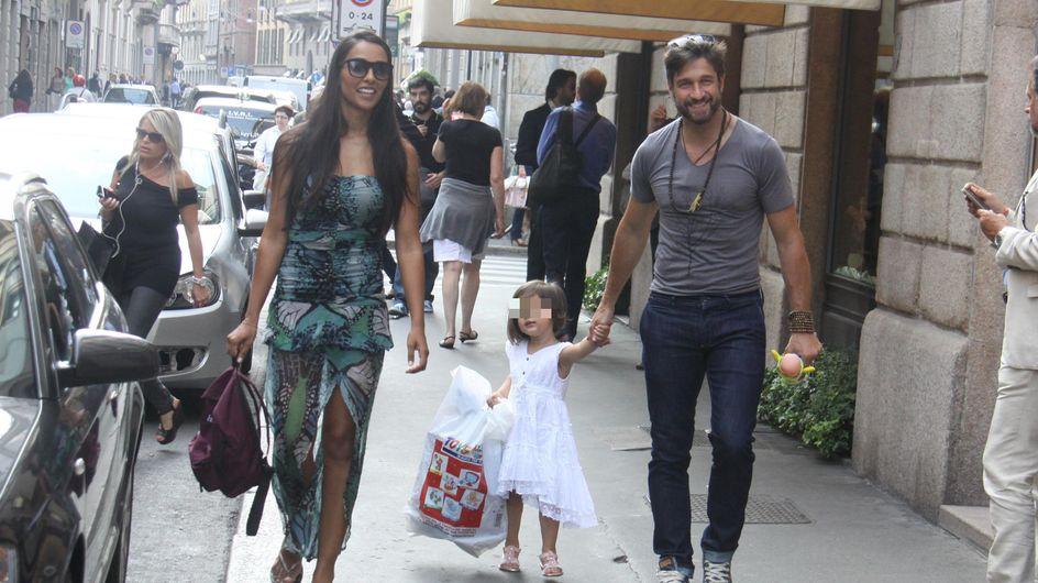 Edoardo Stoppa e Juliana Moreira sempre più innamorati. Le foto della coppia con la piccola Lua Sophie!