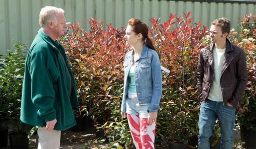 David and Kylie take action against Michael