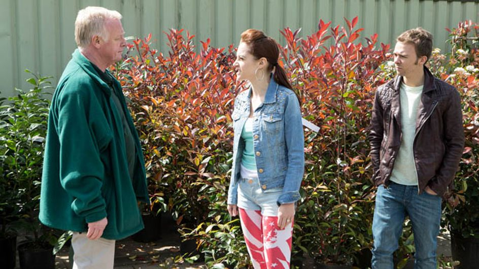 Coronation Street 30/06 – David and Kylie take action against Michael