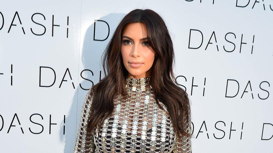 Kim Kardashian : En larmes à son mariage