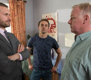 Coronation Street 03/07 – David and Nick threaten Michael
