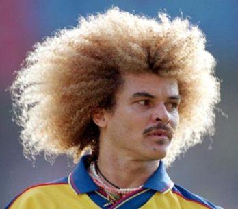 Retour sur les pires coupes de cheveux des footballeurs (attention il y a du lou