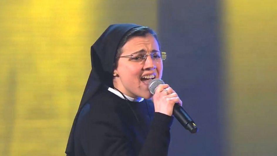 Cette semaine dans les Wonder Women : une religieuse gagne The Voice