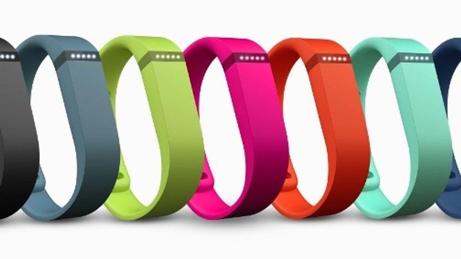 Elige tu color favorito y ponte en forma con Fitbit Flex