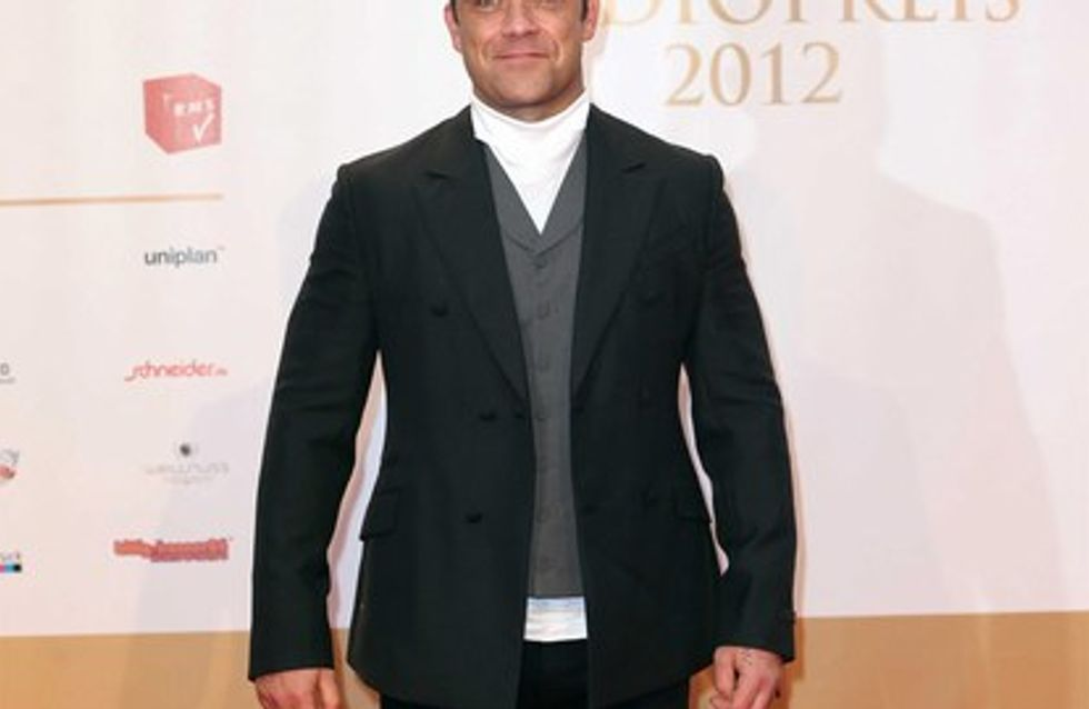 Robbie Williams es padre por primera vez