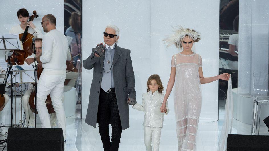 Et si tu défilais pour Karl Lagerfeld ?