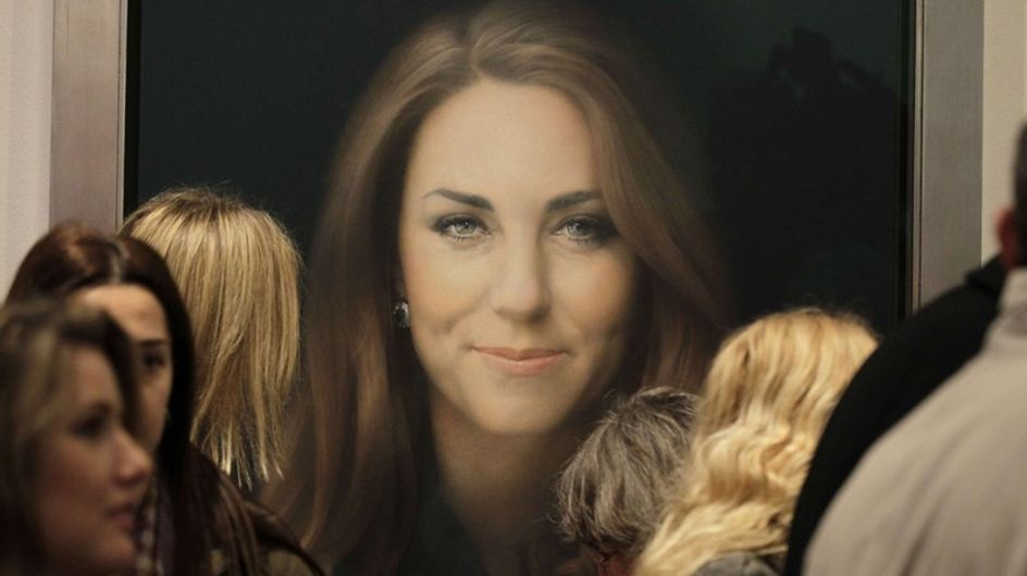 El polémico retrato que envejeció a Kate Middleton