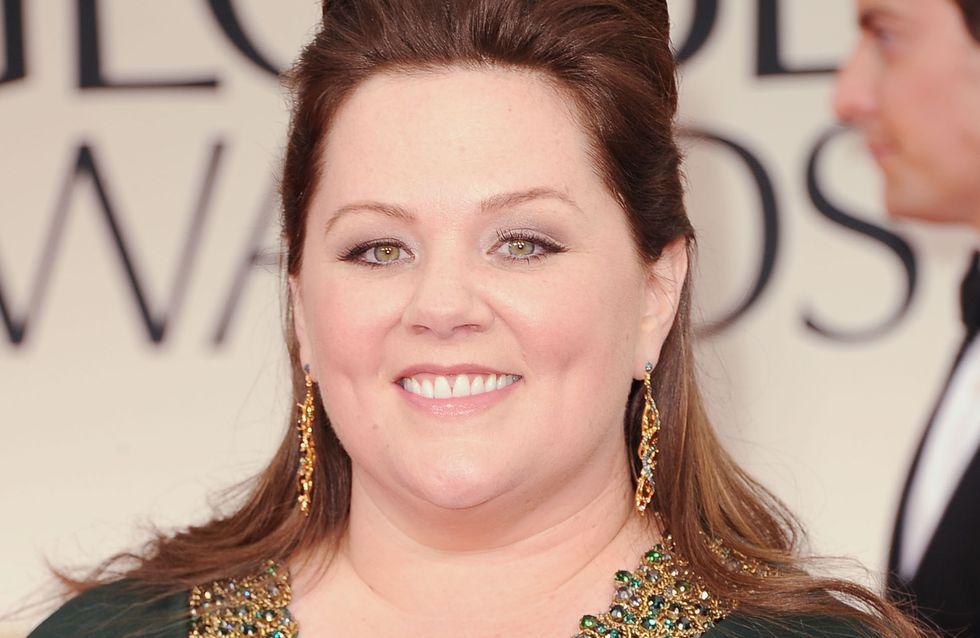 Melissa McCarthy : Personne ne voulait l'habiller aux Oscars à cause de ses rondeurs, elle se venge !