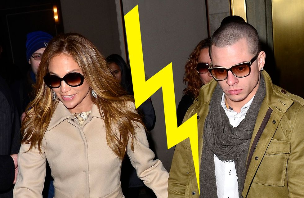 Jennifer Lopez : C'est fini avec Casper Smart !
