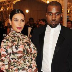 Kim Kardashian y Kanye West, ¡papás antes de tiempo!