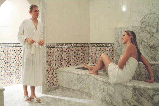 Le hammam, secret de beauté des tunisiennes