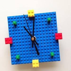 Etape 4 - Tuto LEGO horloge murale