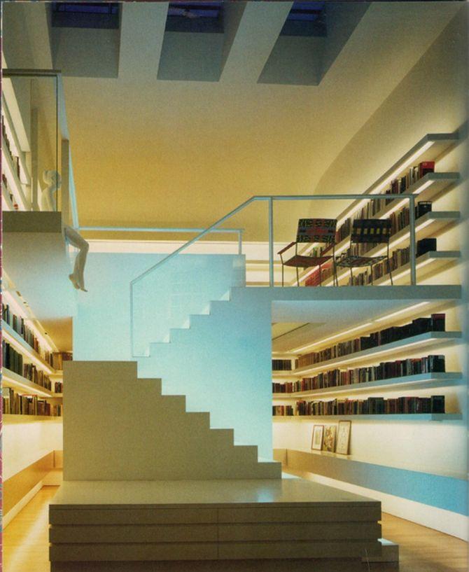 Londra - libreria privata