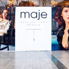 Maje présente sa nouvelle ligne de luxe Maje Paris