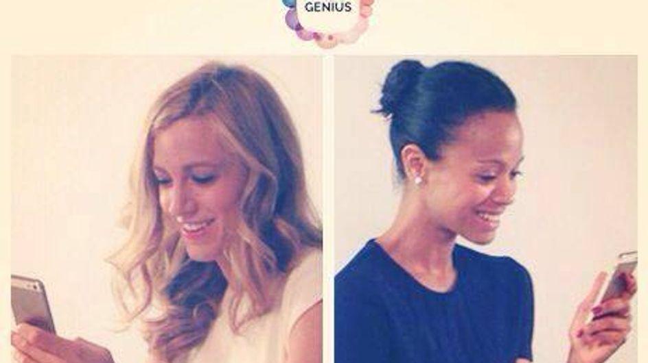 Maquillez-vous avec Make-up Genius, l'application de L'Oréal