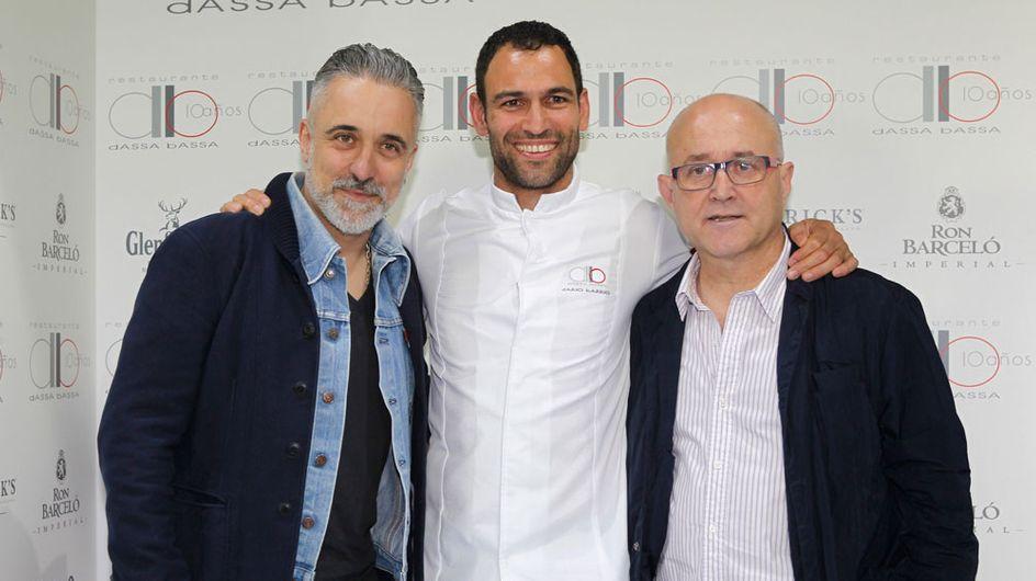 El cocinero Darío Barrio fallece en Jaén cuando practicaba salto base