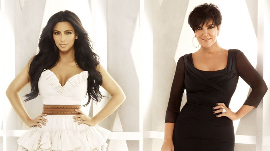 Kim Kardashian et Kris Jenner se mettent au pole dance (Vidéo)