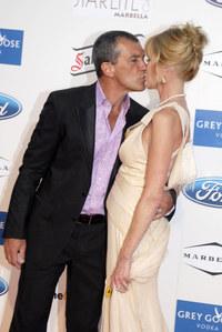 Antonio Banderas et Melanie Griffith en 2013
