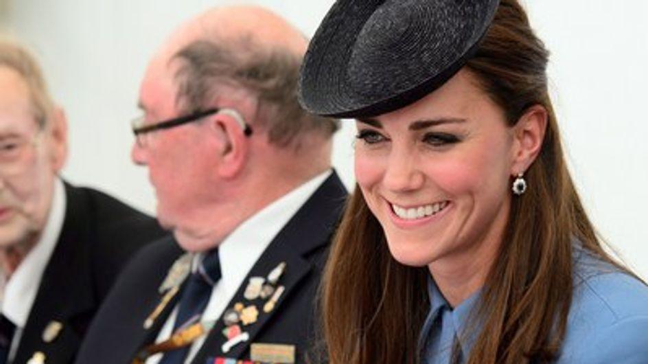 Kate Middleton : Chic et souriante pour sa venue en France