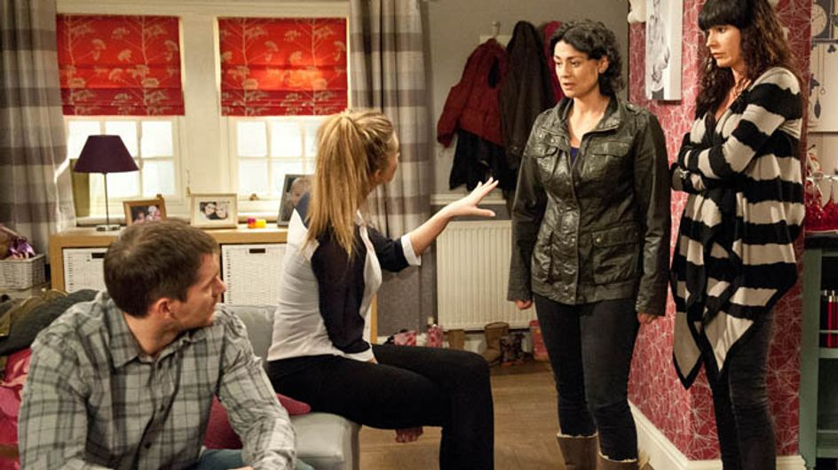 Emmerdale 01/07 – Is Adam and Moira's relationship damaged beyond repair?