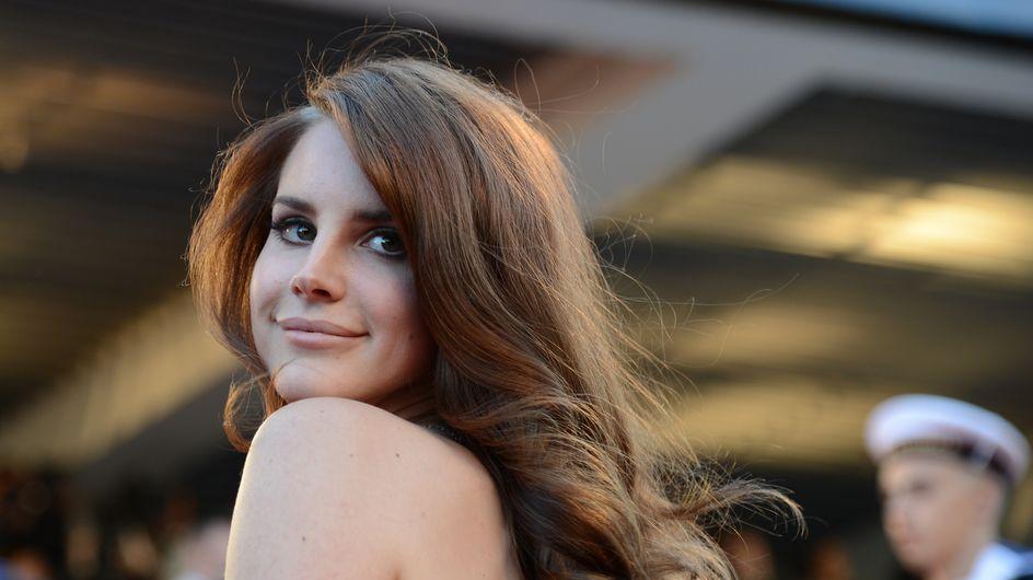 Lana Del Rey souffre d'une mystérieuse maladie