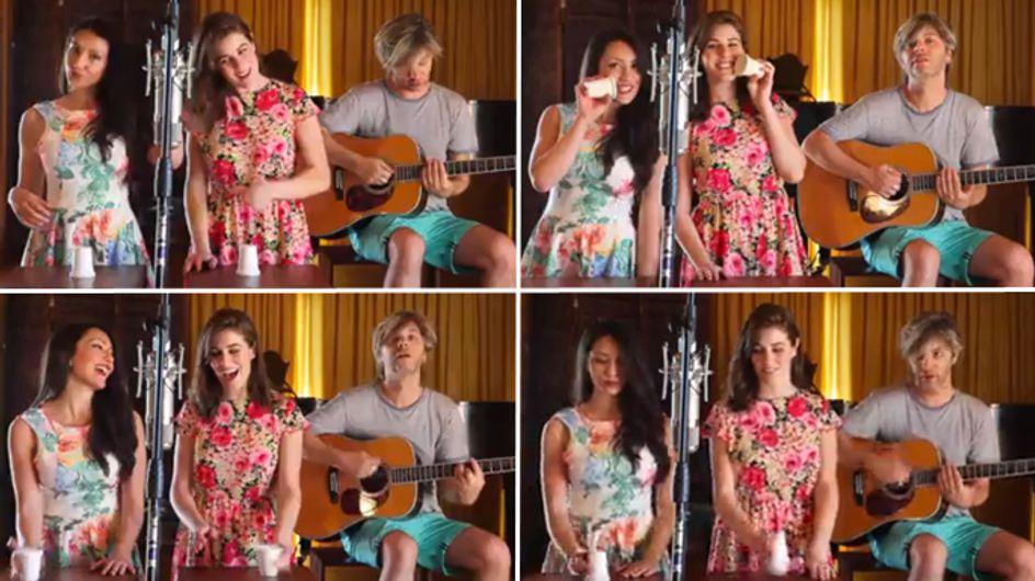Video/ Royals: il successo di Lorde in versione unplugged suonata con le tazze