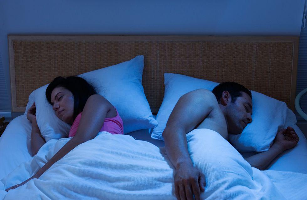 Couple : S'endormir et se réveiller en même temps, la solution au bonheur ?