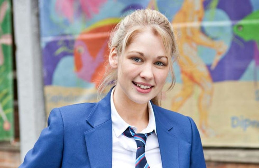 Hollyoaks 30/06 – Holly is horrified to discover Cindy's mystery man