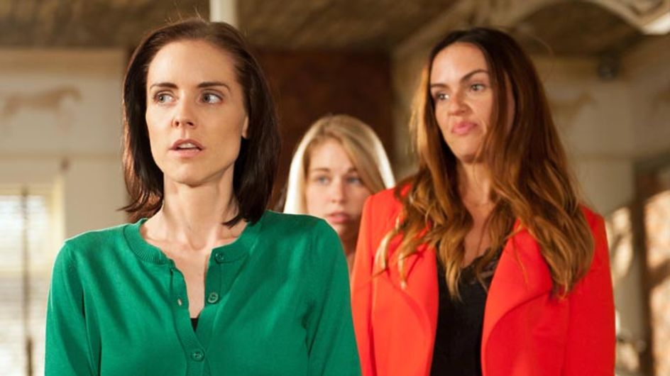 Hollyoaks 01/07 – The McQueens come to terms with the news