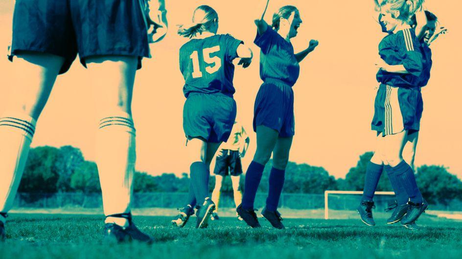 Nós gostamos de futebol, sim!