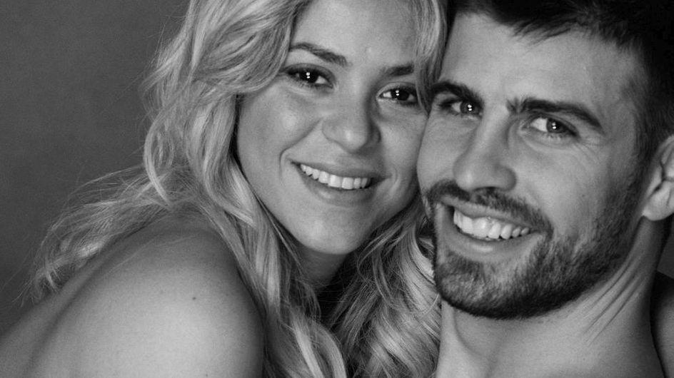 Shakira y Piqué, cuatro años de amor