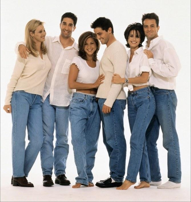 'Friends', el ejemplo perfecto