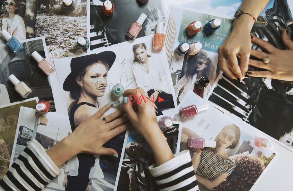 My Essie by Révérencieux - une histoire de vernis, de couleurs et de créativité...