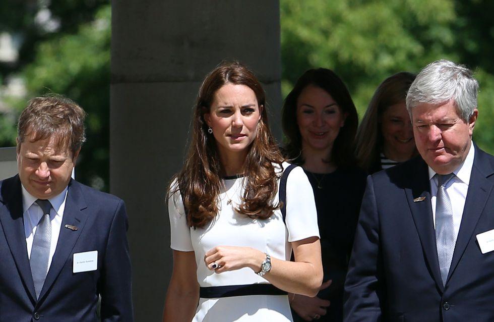 Kate Middleton : On copie son look black & white pour l'été