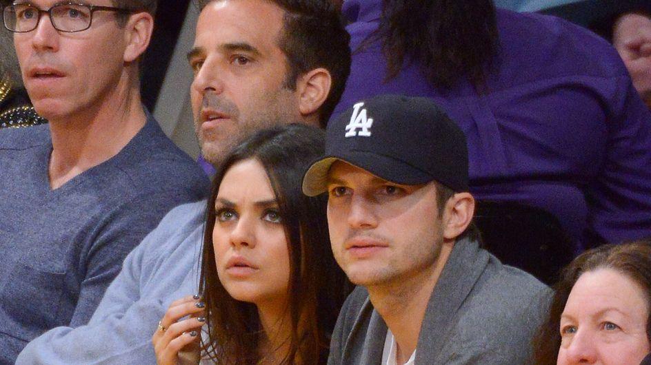 Mila Kunis & Ashton Kutcher: Baby soll unbedingt bei Hochzeit dabei sein