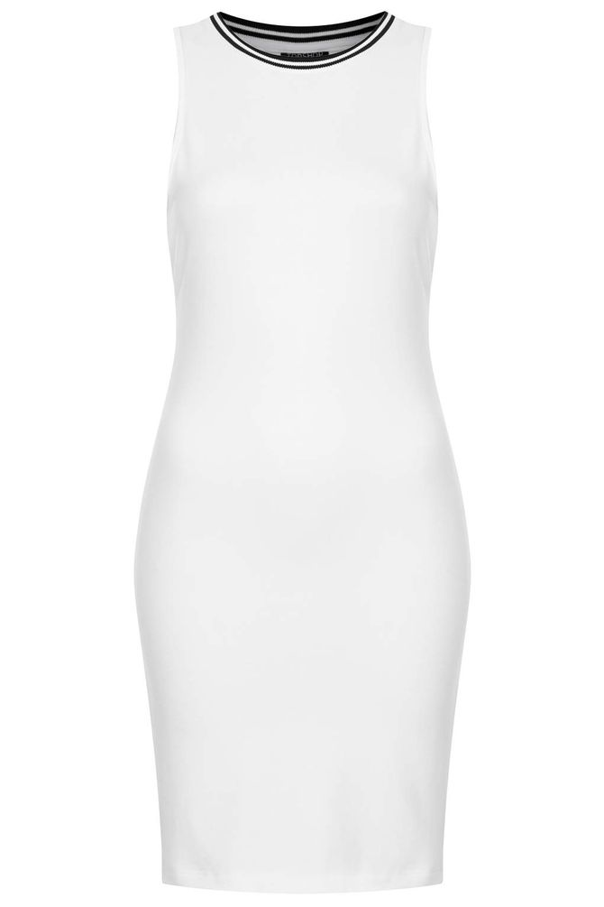 La robe Topshop, 34 euros