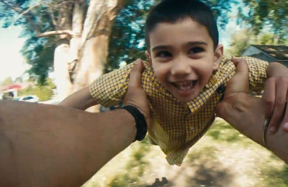 ♥ Papi ♥ Dieses Video ist so rührend, wir haben Tränen in den Augen!